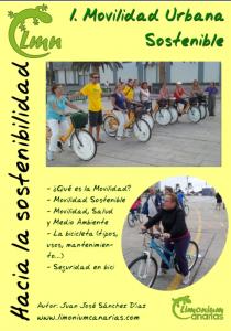 Manual de Movilidad Urbana Sostenible Limonium Canarias