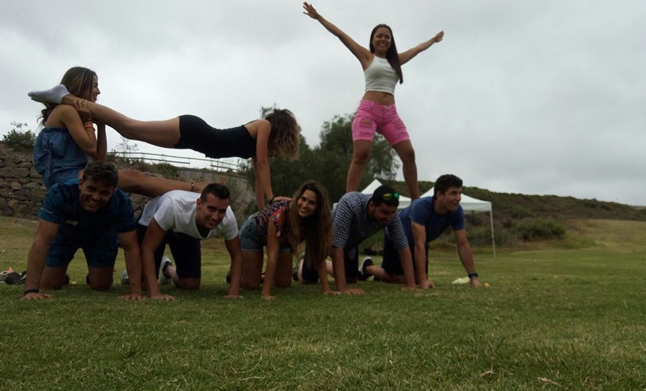 Limonium Canarias - Empresas - Teambuilding