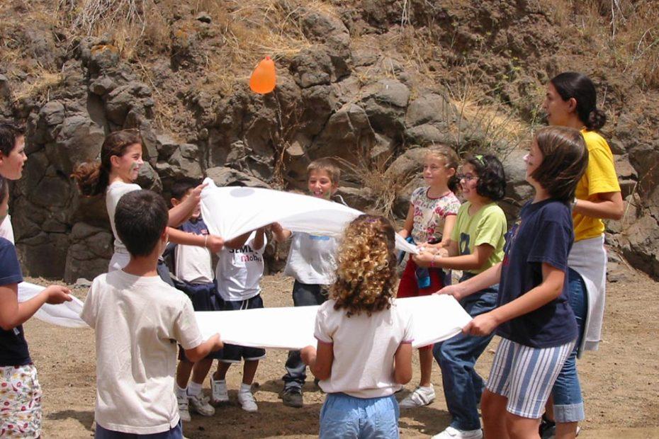 Limonium Canarias - Animación - Escolares